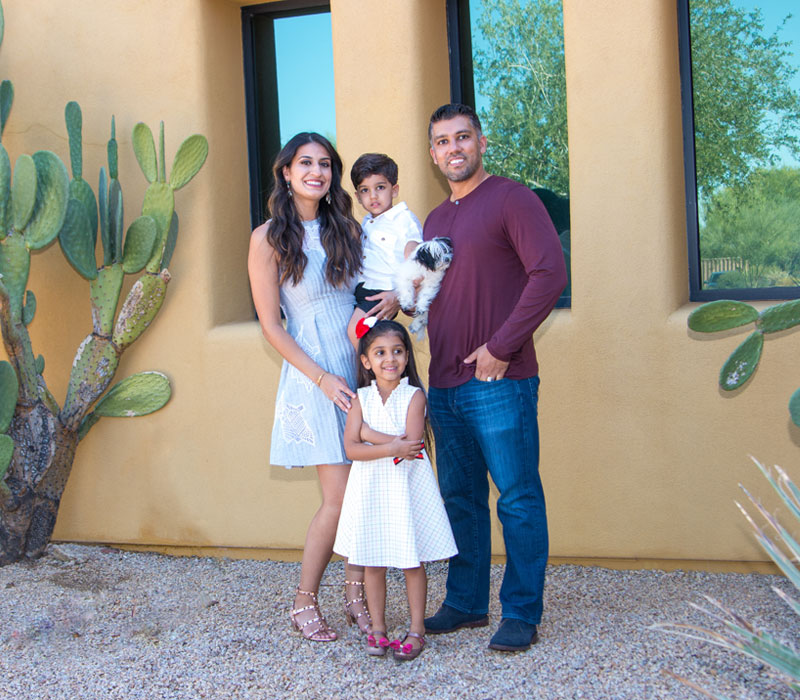 Drs. Puneet and Ambreen Sandhu - Dentist Scottsdale AZ